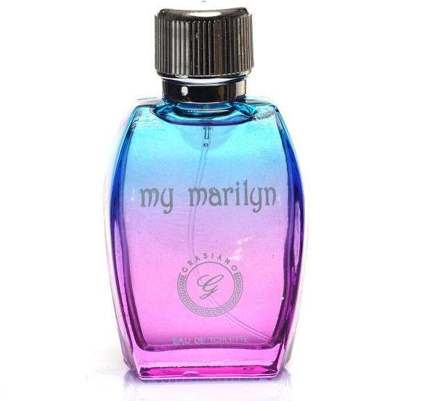 Grasiano MY MARILYN Aromatic | Perfume For Women Eau de Toilette  -  100 ml