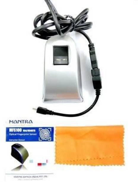 MANTRA MFS-100 PORTABLE SCANNER Corded Portable Scanner