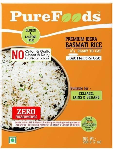 PureFoods Premium Jeera Basmati Rice 400 g