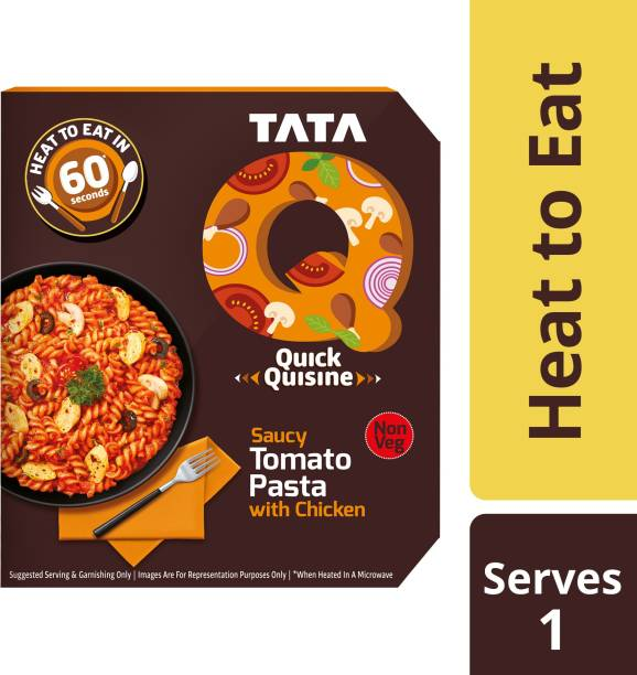 Tata Q Saucy Tomato Pasta with Chicken 305 g