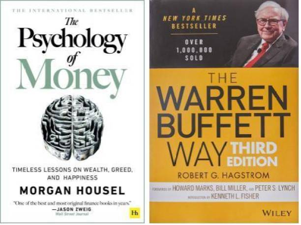 The Psychology Of Money + The Warren Buffett Way