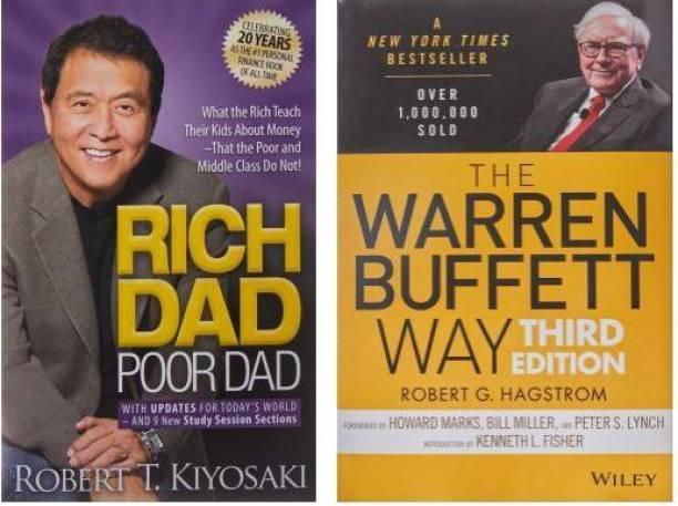 Rich Dad Poor Dad + The Warren Buffett Way