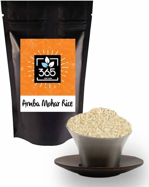 365 STORE TO DOOR Superior Ambemohar Rice 5 KG Brown Ambemohar Rice (Unpolished)