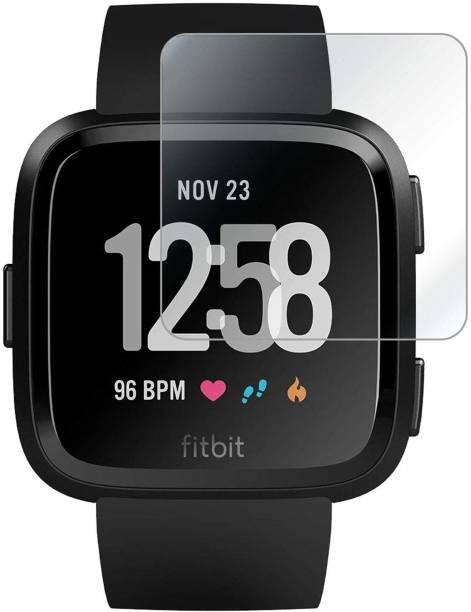 Flipkart SmartBuy Tempered Glass Guard for Fitbit Versa