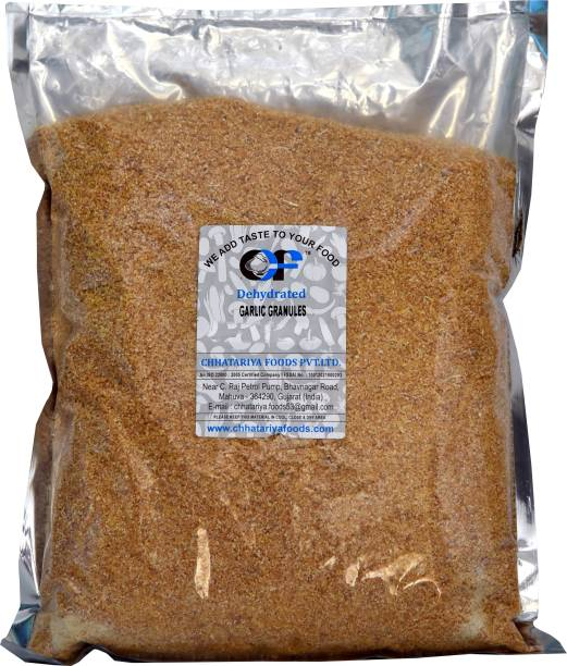 Chhatariya Foods DEHYDRATED GARLIC GRANULES 900