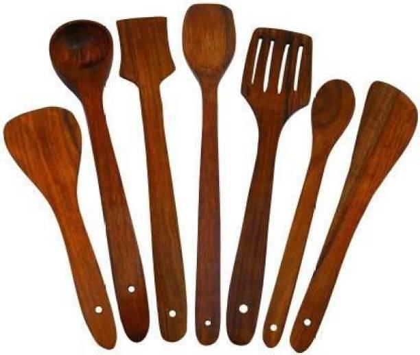 Anas Art Wooden Ladle