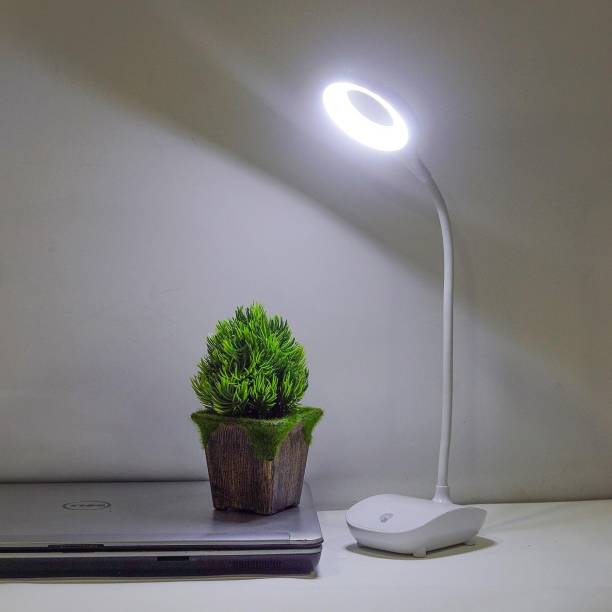 Renyke Touch Dimmer LED Table Lamp Rechargeable & Flexible Study Lamp