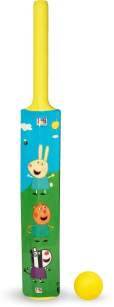 Peppa Pig Peppa Pig Bat & Ball no 3 for kids Cricket