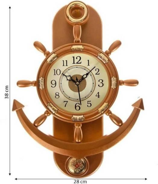 Flipkart SmartBuy Analog 38 cm X 28 cm Wall Clock