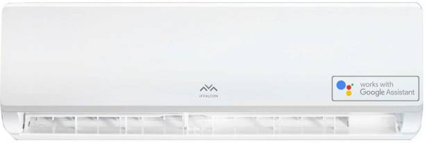 IFFALCON by TCL 1.5 Ton 3 Star Split Dual Inverter Smart AC with Wi-fi Connect  - White