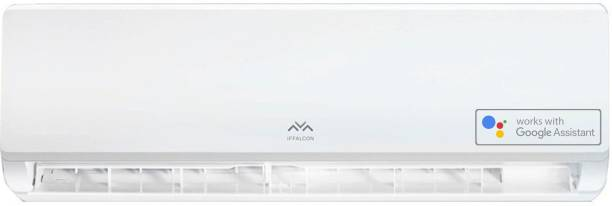 IFFALCON by TCL 1 Ton 3 Star Split Inverter Smart AC with Wi-fi Connect  - White