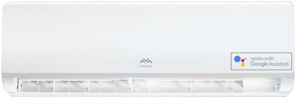 IFFALCON by TCL 2 Ton 3 Star Split Dual Inverter Smart AC with Wi-fi Connect  - White