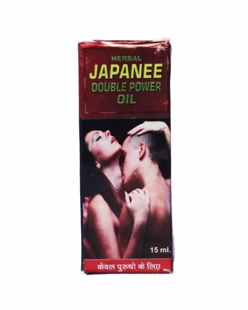 Dr Chopra Herbal Japanee Double Power 15 ml Pack of 3