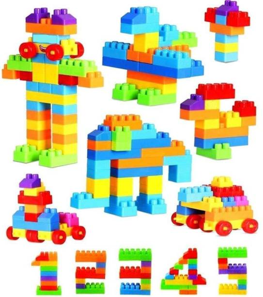 DD perfect educational building funny construction blocks for boys and girls