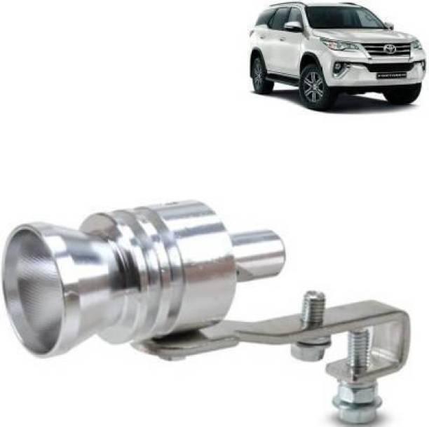 Getsocio Turbo Sound Car Silencer Whistle For Fortuner  Car Silencer