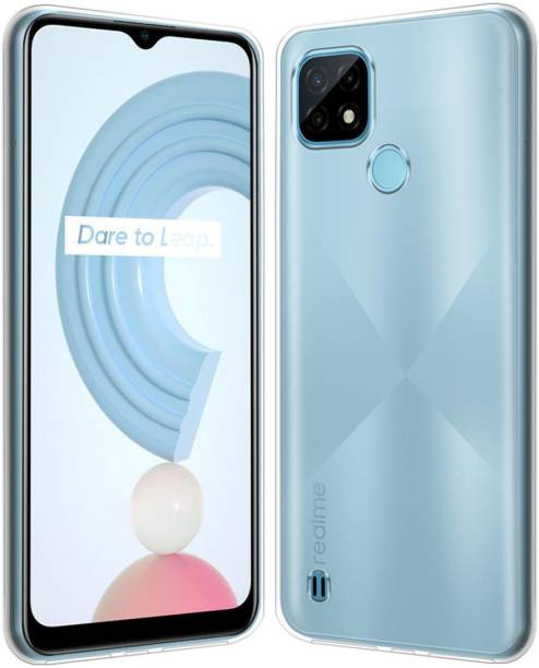 Flipkart SmartBuy Back Cover for Realme C21