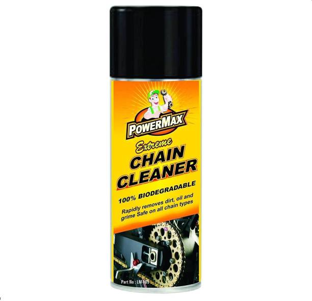 POWERMAX Chain Cleaner and Degreaser