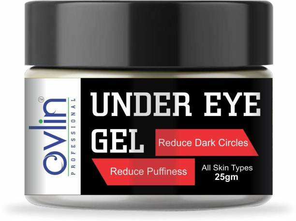 Ovlin Under Eye Gel For Reducing Dark Circles & Puffiness