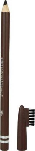 AVEU Eyebrow Pencil Dark Brown And Brush