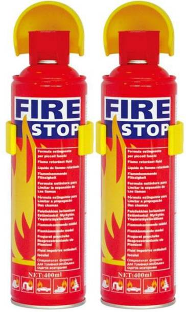 GHANAHUB ™ FIRE_STOP Fire Extinguisher Mount