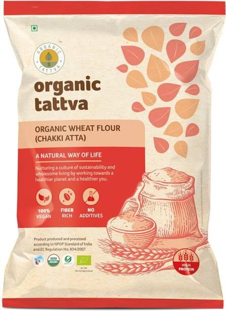Organic Tattva Wheat Flour 10Kg