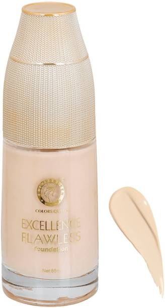 COLORS QUEEN EXCELLENCE FLAWLESS FOUNDATION Foundation
