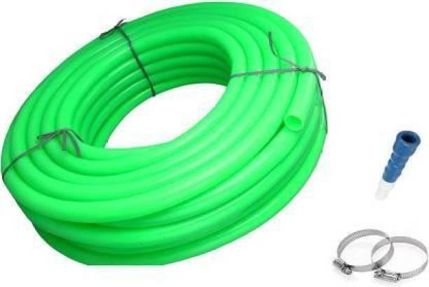 Eos 1 Inch Garden Water Pipe/PVC Pipe/Car and Bike wash Pipe with Hose Connector length 20 feet Hose Pipe