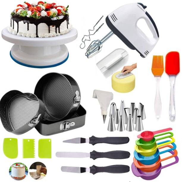 Vithani All in one cake combo Cake All In One Combo Multicolor Kitchen Tool Set