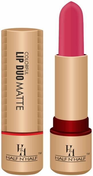 Half N Half Lip Duo Matte Lipstick LS-14-08 Fusion