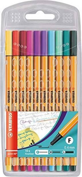 Stabilo point 88 - Fineliner Pen - 8810-1