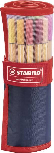 Stabilo point 88 - Fineliner Pen - Rollerset - 8825-021
