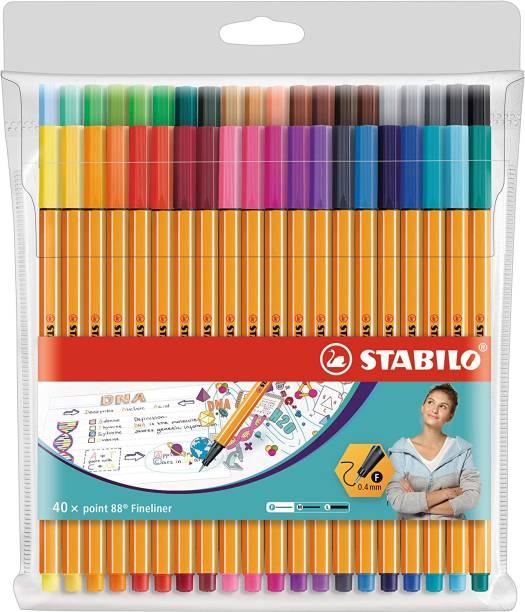 Stabilo point 88 - Fineliner Pen - 8840-1
