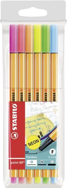 Stabilo point 88 - Fineliner Pen - 88/6-1