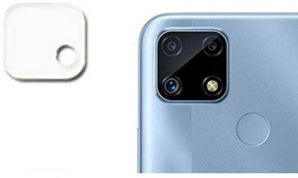 hirdesh Back Camera Lens Glass Protector for Realme C25