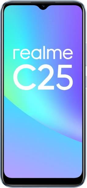 realme C25 (Watery Blue, 64 GB)