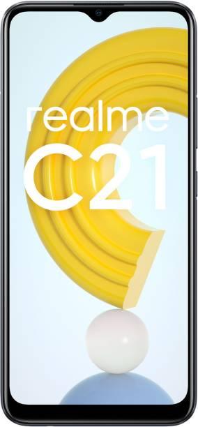 realme C21 (Cross Black, 32 GB)