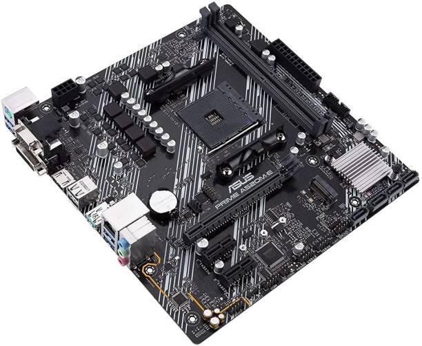 ASUS Prime A520M-E AMD AM4 Micro-ATX Motherboard