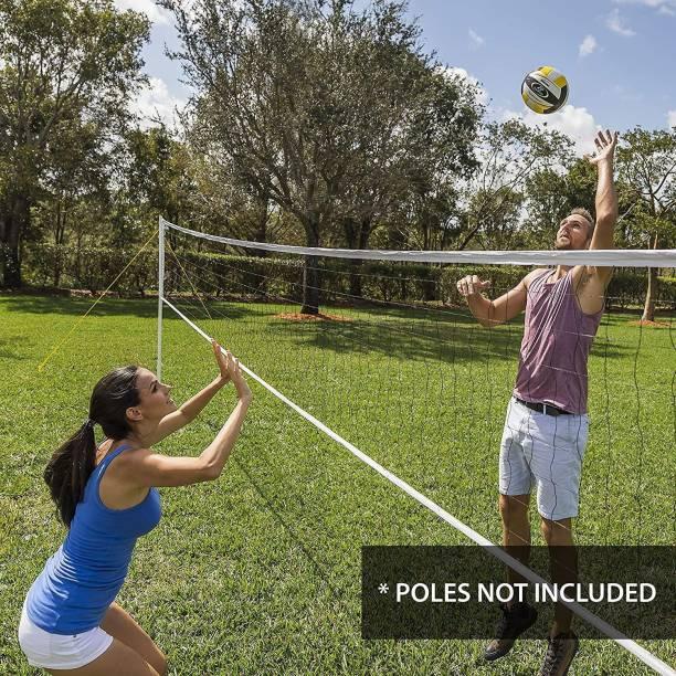 Bixxon DX-970 Professional Naylon Volleyball Nets 10 Mesh Pack of 1 Nets Volleyball Net