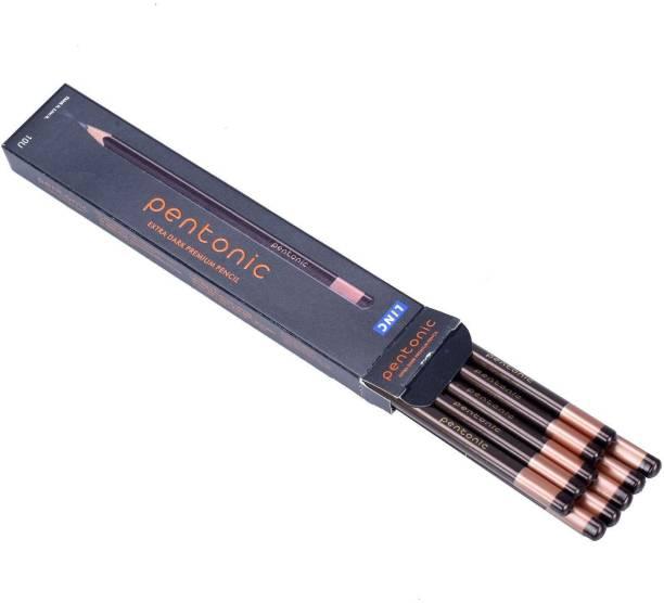 Pentonic Linc Extra Dark Premium Pencil, Pack of 10 Pencil