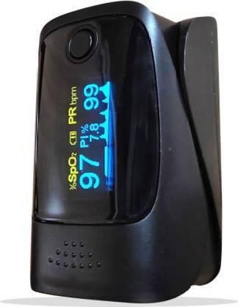 SHOPOWARE Digital Pulse Oximeter Black Pulse Oximeter (Black) Pulse Oximeter
