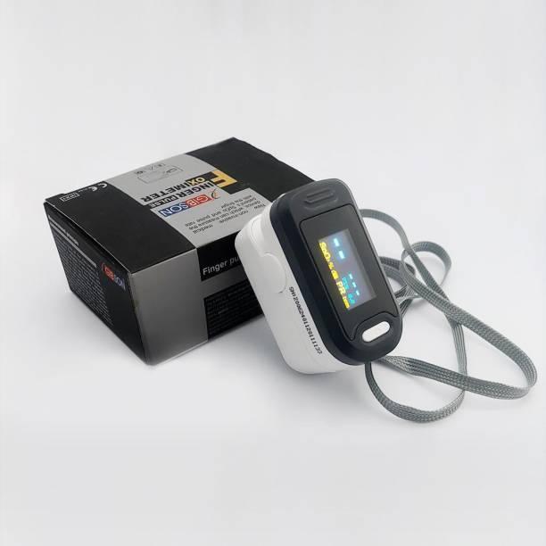 Gibson Finger pulse oximeter black white Pulse Oximeter