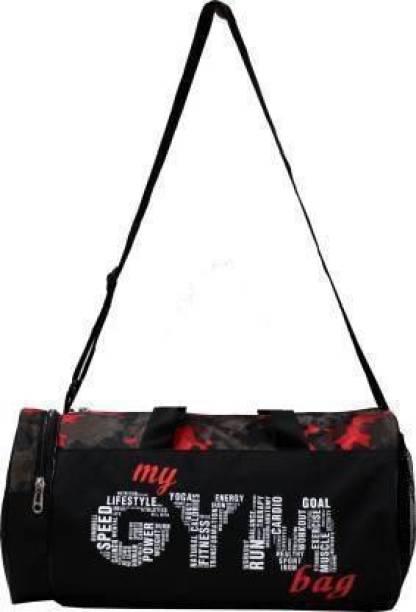 EMMCRAZE Multi-Purpose MY GYM BAG (Kit Bag)