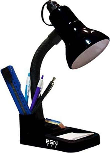ESN 999 BLK316 With Bulb Adjustable Study Lamp