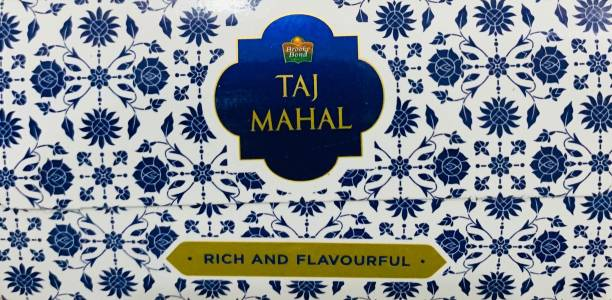 Taj Mahal TM TEA 500GM Black Tea Box