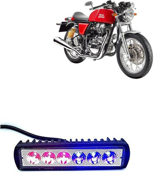 ACTOVISH Headlight, Fog Lamp, Reversing Light, Tail Light, Brake Light, License Plate Light LED for Royal Enfield