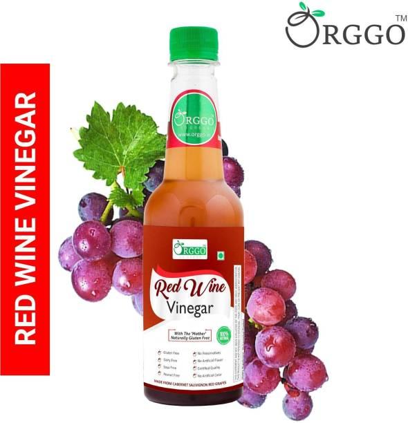 ORGGO Red Wine Vinegar Vinegar