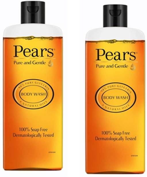 Pears Pure And Gentle Shower Gel (2*250ml)