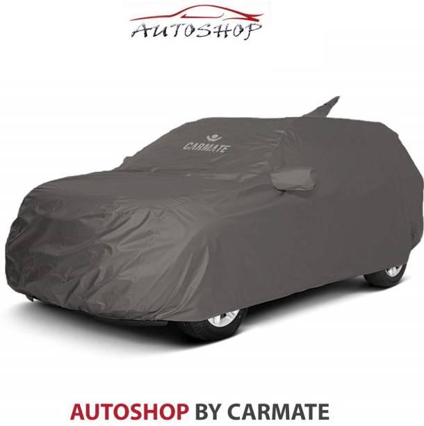 AutoShop Car Cover For Hyundai Creta 2020 (With Mirror Pockets)