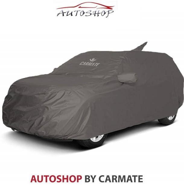 AutoShop Car Cover For Hyundai Santro Xing (With Mirror Pockets)