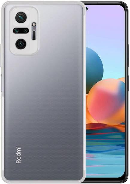 Casotec Back Cover for Mi Redmi Note 10 Pro / Note 10 Pro Max